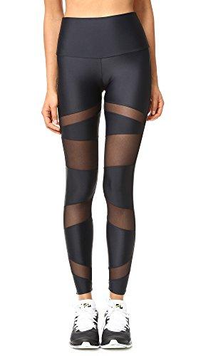Onzie Women's Bondage Legging, Black, S/M
