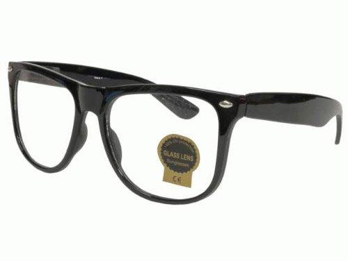 Classic Wayfarer Nerd Glasses