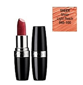 Ultra Color Rich Lipstick - Sheer Series (Sheer Light Peach)