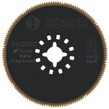Bosch Osc212tc 2 1 2 Inch Titanium Bim Circular Saw Blade