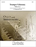 img - for Trumpet Voluntary - Organ, Two Trumpets book / textbook / text book