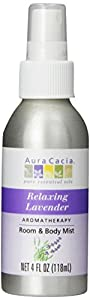 Aura Cacia Air Fresh Spritz Lavender 4oz.