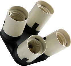 Photo Basics 413 4-Socket Adapter