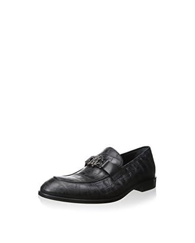 Roberto Cavalli Men's Leather Loafer