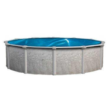 Embassy 12/' x 20/' Deluxe Above Ground 4/' Overlap Oval Pool Winter Cover
