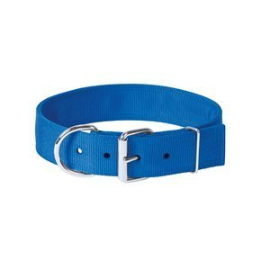 weaver-hefty-hound-nylon-collar-size1-3-4-x-25-colorblue-by-weaver