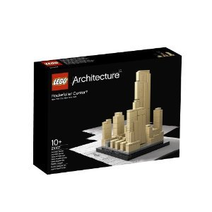 LEGO Architecture Rockefeller Center (21007) Amazon.com