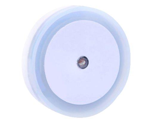 niceeshop(TM) LEDセンサーライト ラウンド省エネLEDナイトライト ホワイト
