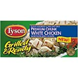 Tyson Premium Chunk White Chicken (Case of 12)