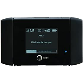 AT&T Elevate 4G LTE Mobile WiFi Hotspot (AT&T)