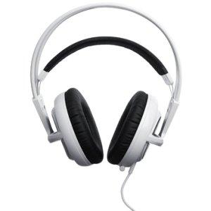 Steelseries Siberia V2 Full Size Headset. Siberia V2 Headset (White) White Headst. Wired Connectivity - Stereo - Over-The-Head