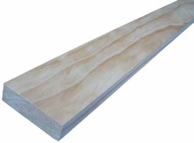 AMERICAN WOOD MOULDING PLCR1X2-4 Dimensional Lumber - 1