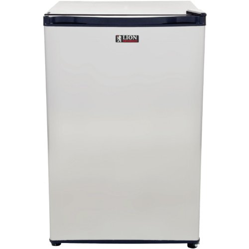 Lion 4.5 Cu. Ft. Capacity Stainless Steel Compact Refrigerator