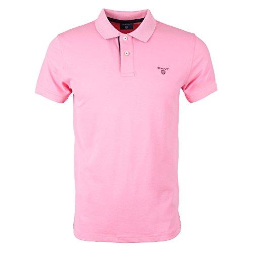 Gant -  Polo  - Uomo Pink Rose XL