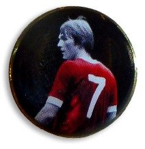 Liverpool Fc Kenny Dalglish Pin Badge  by Liverpool