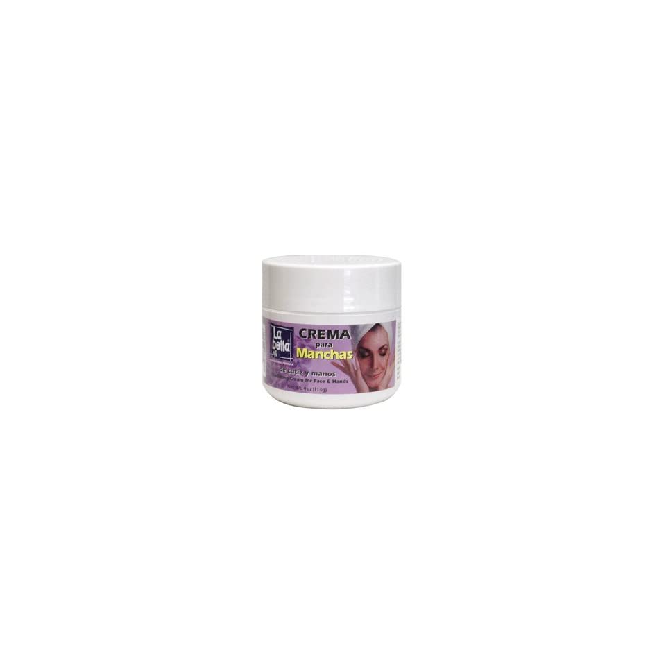La Bella Crema Para Manchas Vanish Cream 4 oz. Health