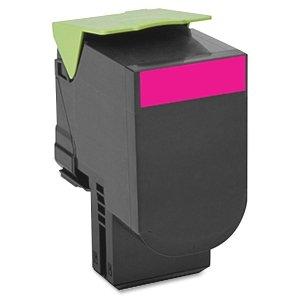 Lexmark 700H3 Magenta High Yield Toner Cartridge - Laser - 3000 Page - OEM