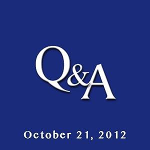 C-SPAN Q & A: Steve Inskeep | [Brian Lamb]