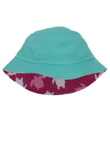 Hatley Sea Turtles Sun Hat - S-M / Age 2-4 Years front-1064789