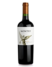 Montes Malbec Chile 2011 - Case of 6