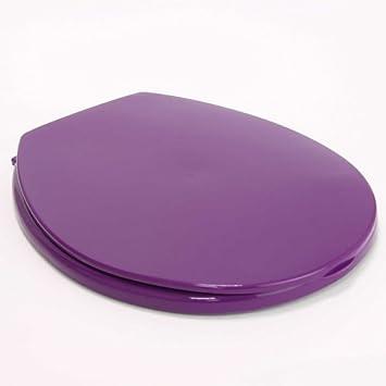 abattant wc violet cuisine maison m148. Black Bedroom Furniture Sets. Home Design Ideas