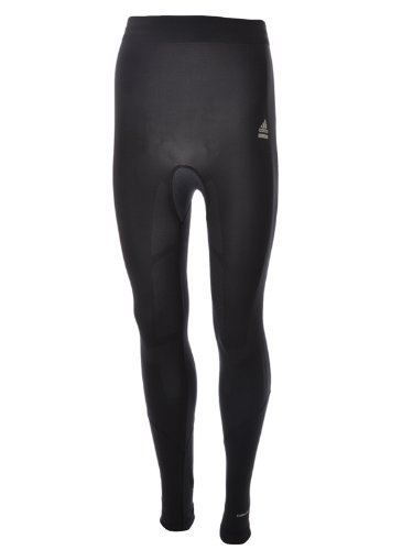 Adidas Mens TechFit Prepare Baselayer Long Tights - Black - P92319
