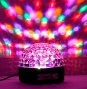 Zenex Disco Ball Wireless Speaker