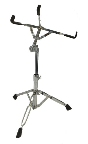 new-snare-drum-stand-chrome-percussion-drummer-gear