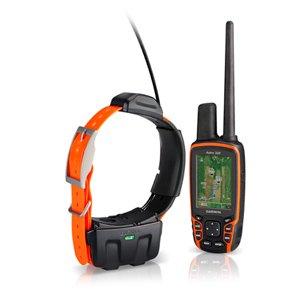 Garmin 010-01133-B1 GPS Noir, Orange