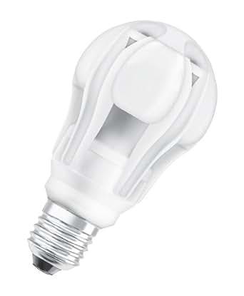 Osram LED Superstar Classic A 8,5 Watt (ersetzt 40 Watt), Sockel E27, extra warmton (827), dimmbar, Normallampenform, 230 V, advanced 320° 990556