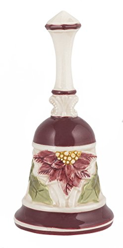 Grasslands Road Ceramic Dinner Bell
