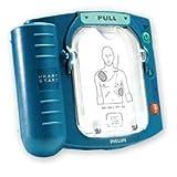 Philips HeartStart defibrillator (AED) + Storage Cabinet