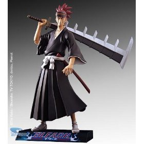 Bleach Toynami Series 3 Action Figure Renji Abarai with Zabimaru