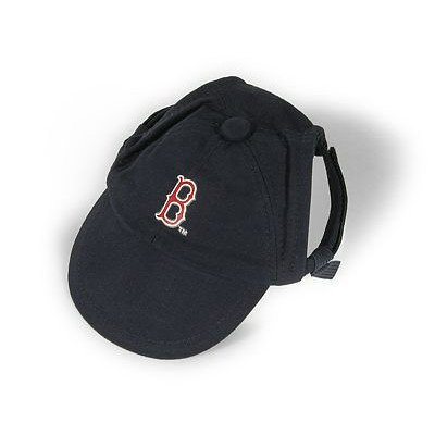 Sporty K9 Boston Red Sox Dog Cap II, Medium/Large at Amazon.com