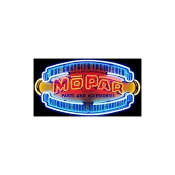 Neonetics 5MPRVS Car and Motorcycles Mopar Vintage Shield Neon Sign