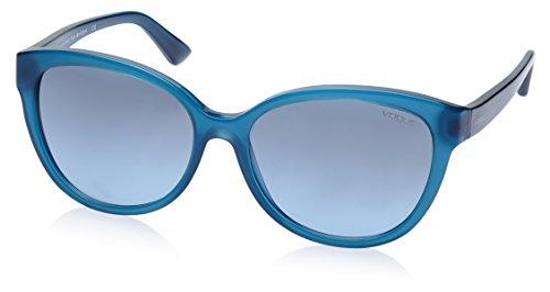 Vogue Vogue Wayfarer Sunglasses (Opal Blue) (0VO2852SM|21098F|57)