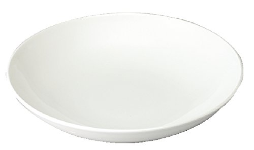 Melange 6 Piece Coupe Pasta Bowl Set, White (Commercial Pasta Bowls compare prices)