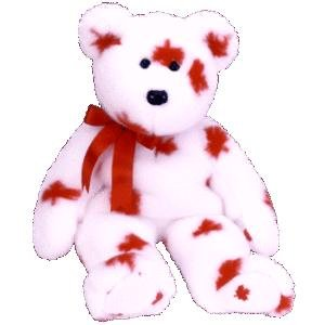 Ty Beanie Buddies Chinook - Bear