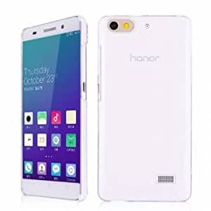 BEPAK Ultra Thin Crystal Clear PC Hard Case Cover For HUAWEI Honor 4C-