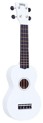 mahalo-mr1wh-soprano-ukulele-white