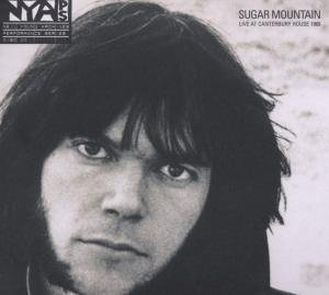 Neil Young - Sugar Mountain-Live At Canterbury House 1968 (CD/DVD-A) - Zortam Music