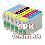 6 Compatible Inks for R265 R285 R360 RX560 RX585 RX685by FREE INK SHOP
