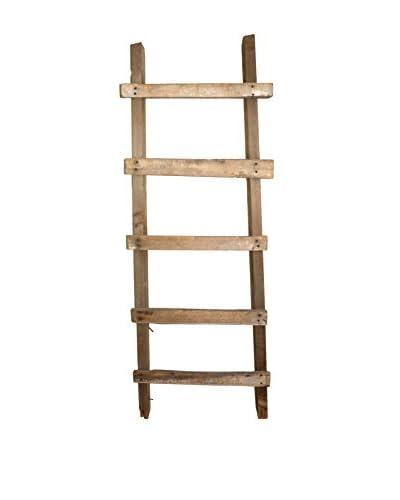Uptown Down Vintage 5-Rung Ladder