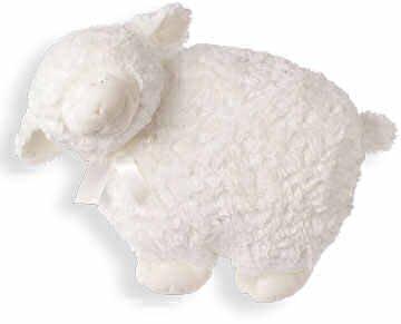 Plush Snufapuff Winky Lamb 14.5