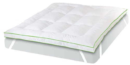 Best Deals! NanoTex Coolest Comfort Technology Deluxe Queen Fiberbed