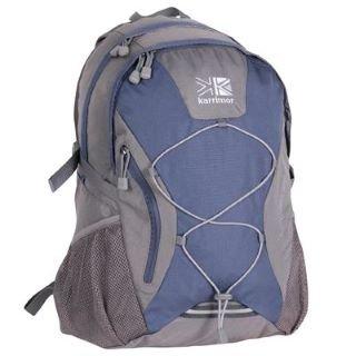 Karrimor Urban Rucksack Backpack Navy-Blue/Grey 30 Litre from Karrimor