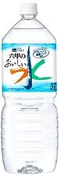アサヒ 六甲のおいしい水 2.0L×6本