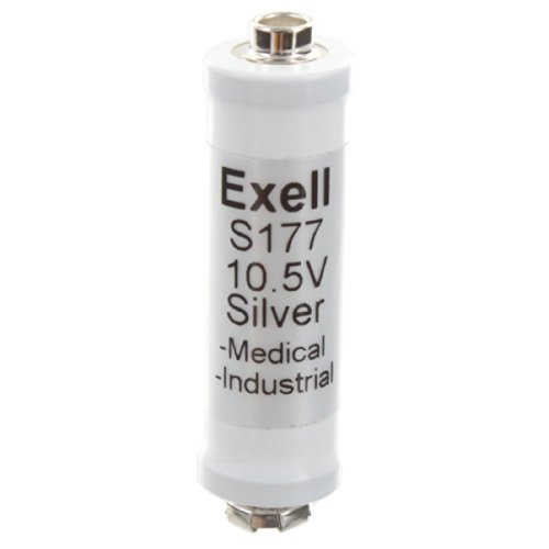 Exell S177 Silver Oxide 10.5V Battery Pc177S, 1606, 1606A, 1606M, 177A, 7Lr44, 7Mr44, 7Nr44, A177, E-177, E177, En177A, H-7C, Pc177A, Tr-177, Tr-177R