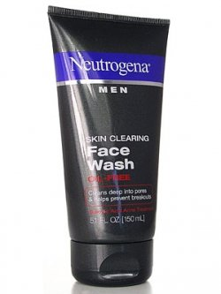 Best Cheap Deal for Neutrogena Men Skin Clearing Face Wash - 5.1 fl oz (3 pack) from Neutrogena - Free 2 Day Shipping Available