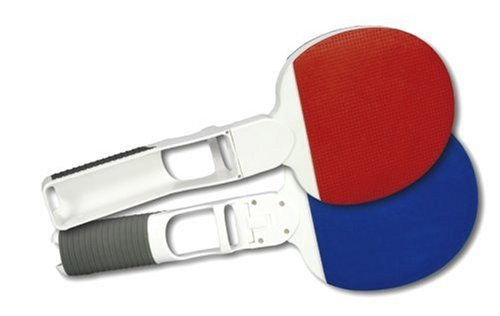 Logic 3 Table Tennis Bats (Twin Pack) (Wii)